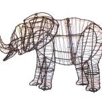 Топиарная фигура - Слон