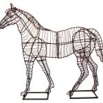 Топиарная фигура - Лошадь
